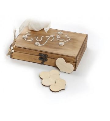 Ευχολόγιο ξύλινο κουτί με...