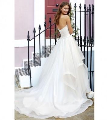 Φόρεμα χορού με μπούστο σε σχήμα καρδιάς